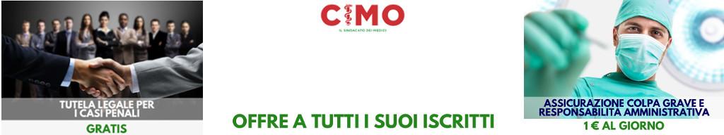 Pagina Protezione CIMO