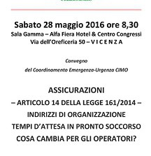 Locandina - Convegno 28 maggio 2016 A3