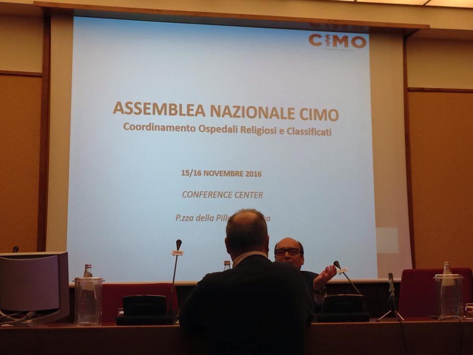 Assembela Nazionale CIMO_Osp classifiati